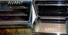 Vous ne nettoyez pas votre four comme il le faut : voici la bonne astuce !