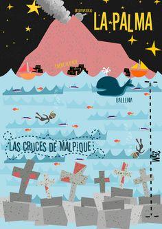"""Popatrz na ten projekt w @Behance: """"Las Cruces de Malpique (La Palma)"""" https://www.behance.net/gallery/48884587/Las-Cruces-de-Malpique-(La-Palma)"""