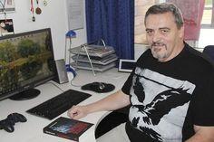 Poul Erik Larsson fra Nivå har netop udgivet sin fjerde kriminalroman om drabschef Marcus Falck fra Hørsholm
