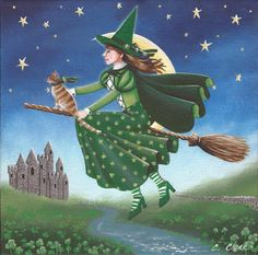 Hey, I found this really awesome Etsy listing at https://www.etsy.com/listing/186537156/celtic-magic-8-x-8-print-of-original