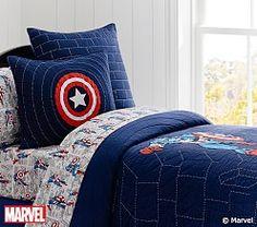 Captain America™ Quilt