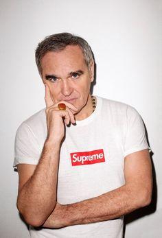 Supreme x Morrissey