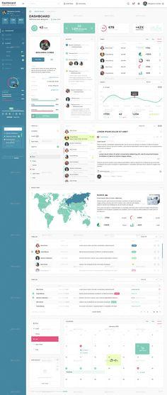119 Best Desktop Application Design Images Dashboard Design App
