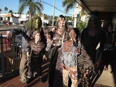 zombicon ft myers florida | Today's Adventure: ZOMBICON! Downtown Fort Myers | My Mobile ...