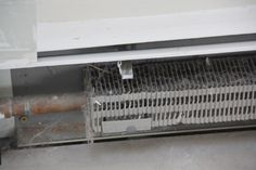 How to Clean Baseboard Heater Fins - A Concord Carpenter Baseboard Radiator, Baseboard Heater Covers, Electric Baseboard Heaters, Radiator Heater, Baseboard Heating, Baseboard Ideas, Baseboard Molding, Cleaning Baseboards, Radiant Heaters