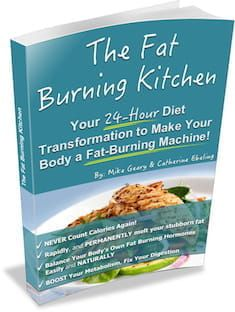 """The Fat Burning Kitchen is your diet transformation to make your body a fat-burning machine by Mike Geary, aka 'The Nutrition Watchdog' Certified Nutrition Specialist, best-selling author. These foods, commonly called """"healthy"""" by experts, … Kitchen Reviews, Carb Cycling, Lose Weight, Weight Loss, Lose Body Fat, Stubborn Fat, Calorie Counting, Calories, Fat Burning"""