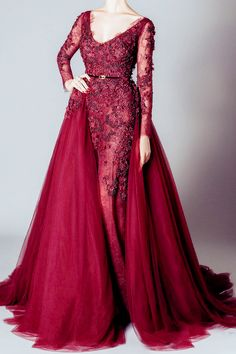 ALFAZAIRY Couture Fall/Winter 2015