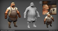 Siegecraft Commander Peon by mavhn.deviantart.com on @deviantART