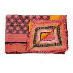 Vintage Sari Throw, £96, now featured on Fab.