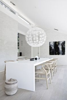 Fredensborg House by NORM Architects - Design Milk