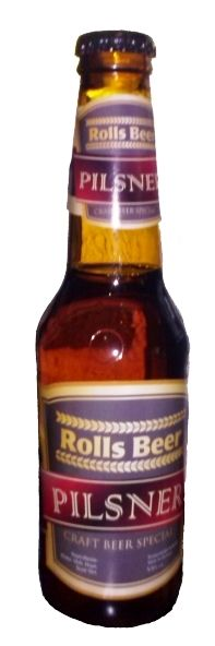 rolls beer 33cl cerveja artesanal de Portugal