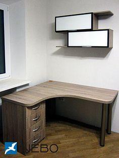 Study Table Designs, Study Room Design, Home Room Design, Living Room Designs, Study Room Furniture, Study Room Decor, Home Decor Bedroom, Furniture Design, Modern Office Decor