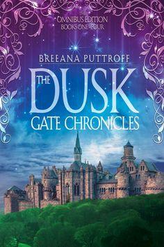 Amazon.com: The Dusk Gate Chronicles Omnibus Edition Books 1-4 eBook: Breeana Puttroff: Kindle Store