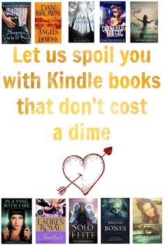 At Spoiled Reader, we spoil book lovers with all the Kindle books you want to read, and it doesn't cost a dime! Sign up today and get daily alerts on the hottest Kindle eBooks delivered to your inbox!