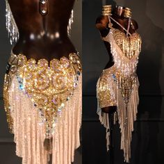 Stage Outfits, Mode Outfits, Dance Outfits, Belly Dance Outfit, Belly Dance Costumes, Latin Dance Dresses, Ballroom Dance Dresses, Stephen Yearick Wedding Dresses, Salsa Dress