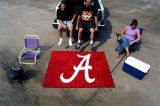 University of Alabama Logo Nylon NCAA Outdoor Tailgater Mat. $99.99 Only