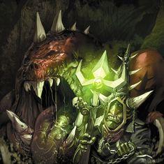 warhammer shaman goblin by faroldjo on deviantART