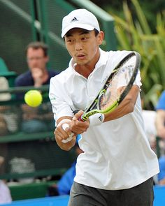 Yen-Hsun Lu (TPE) Third Round AEGON Open Nottingham ATP Copyright B&O Press photo