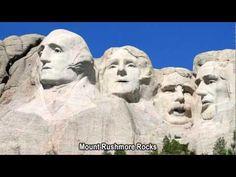 the USA: Mount Rushmore Rocks! music video