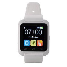 cool EasySMX Bluetooth 4.0 Multi-idiomas Reloj Inteligente Smartwatch con la Pantalla Táctil Compatible con Android Smartphones como Samsung, HTC, Sony, Huawei (Negro)...