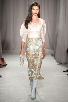 Spring 2014 RTW Marchesa Collection