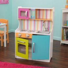 KidKraft Kinder Spielküche in fröhlicher Farbgestaltung