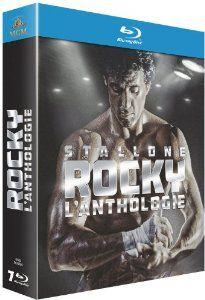 Rocky - L'intégrale de la saga [Blu-ray]: Amazon.fr: Sylvester Stallone, Talia Shire, Burt Young, Carl Weathers, Burgess Meredith, Dolph Lundgren, Brigitte Nielsen, Antonio Tarver, John G. Avildsen: DVD & Blu-ray