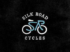 Brand Identity: Silk Road Cycle Logo | Creative Pile