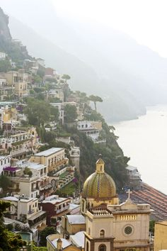 "bluepueblo: "" Seaside, Positano, Italy photo via hasiva """