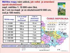 MAPY A PLÁNY :: Béčko-Tc Czech Republic, Periodic Table, Periodic Table Chart, Periotic Table, Bohemia