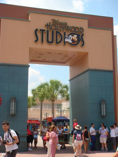 Hollywood Studios, Walt Disney World, Florida - One of My Fave Parks!