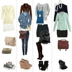 . Fashion 101, Cute Fashion, Fashion Outfits, Womens Fashion, Fashion Ideas, School Fashion, Pretty Little Liars Outfits, Pretty Outfits, Cute Outfits