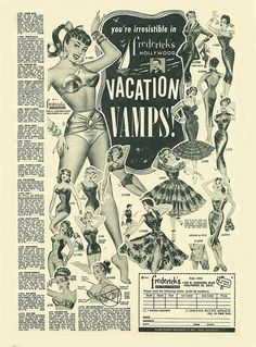 Vacation Vamps! 1957