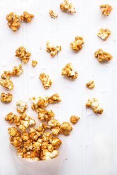 ... salted caramel popcorn ...