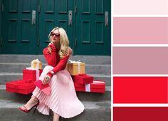 Les couleurs tendances cet hiver - Femme à part