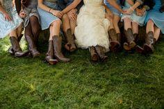 Sarah + Danny | Paradise Valley Wedding | Rocky Mountain Bride