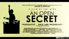 """See The Film Hollywood Pedophiles Tried To Ban """"An Open Secret"""" Absolute..."""