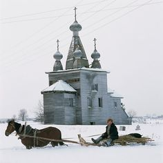 Russian North in Photographs | Slavorum