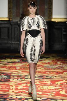 Iris van Herpen Spring Couture 2013