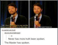 Misha has spoken. The true words of God.