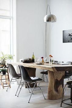 beautiful dining areas | Flickr: Intercambio de fotos