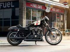HD Iron 883 Customized