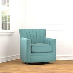Smith Swivel Arm Chair, JOss & Main