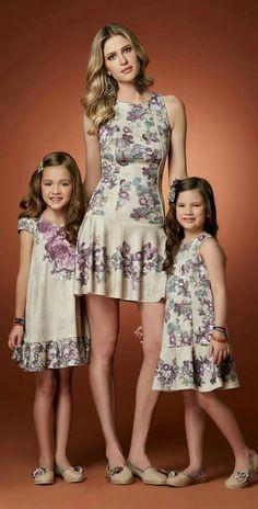 Vestidos mamá e hija