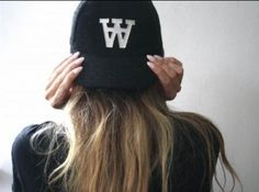 Wood Wood wool logo cap. GET IT HERE > http://anywear.dk/product/kasketter/wood-wood/wood-wood-uld-logo-cap
