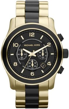 i want it <3 #MichealKors #Men #Watch #MenWatch #MichealKorsWatch
