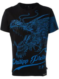 PHILIPP PLEIN Efficent T-shirt. #philippplein #cloth #t-shirt