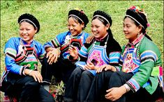 The ethnic group in Lao Cai- vietnam
