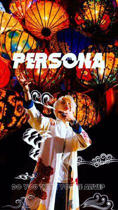 Persona is amazing 😍👏👍❤ Jimin, Bts Bangtan Boy, Namjoon, Rapmon, K Pop, Bts Poster, Foto Rap Monster Bts, Les Bts, Kpop Posters