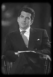JFK Jr. It doesn't need to be said, but boy, was he good looking.